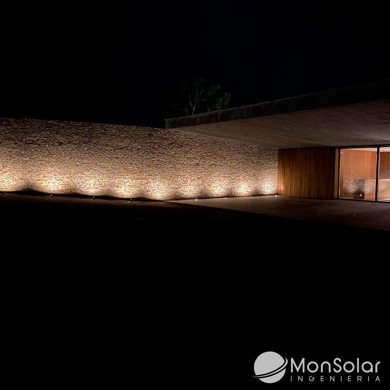 Iluminación – Hotel La Galiana