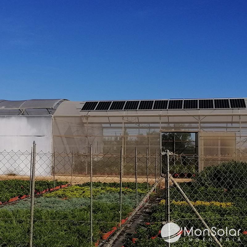 Bombeo Solar – Picanya